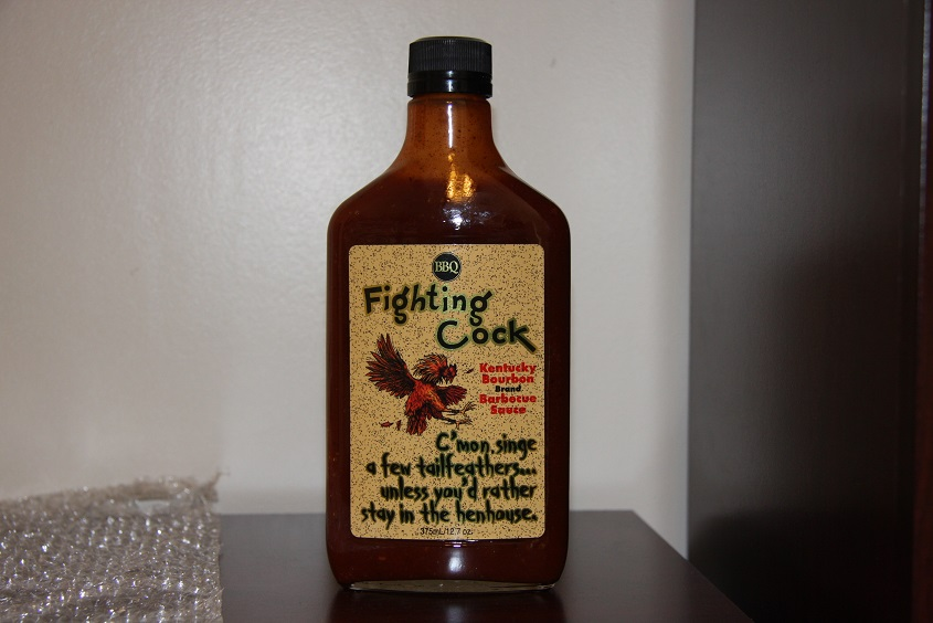Fighting Cock Sauce 85